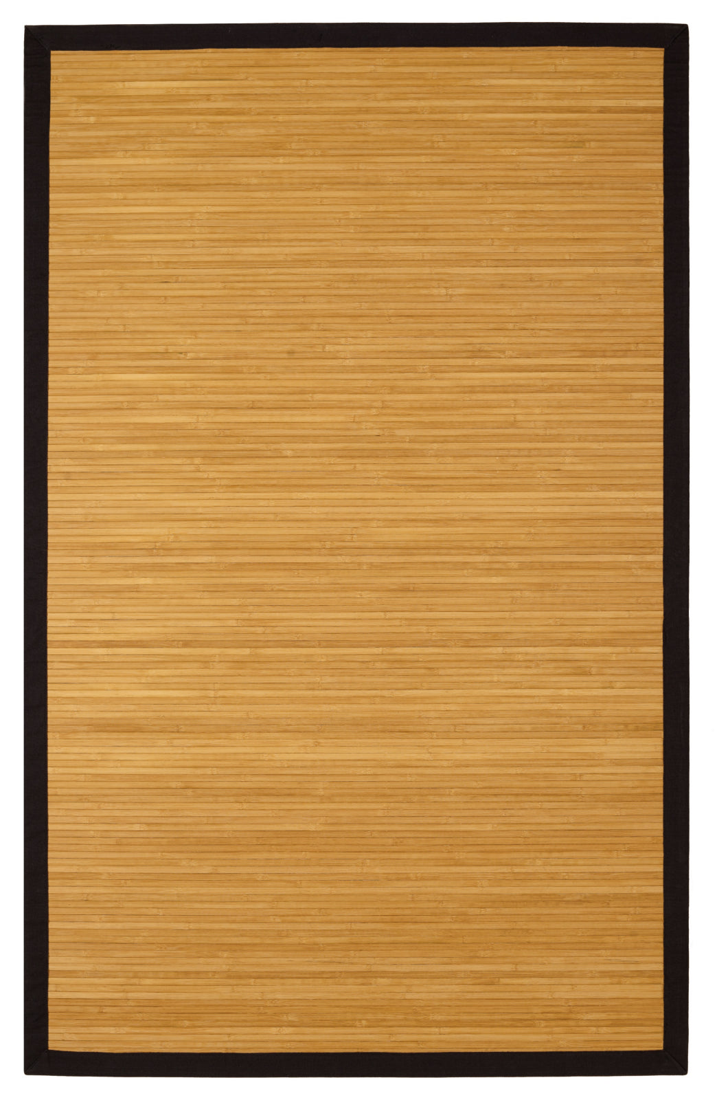 JazzyFloors Bamboo 0036 Contemporary Natural Area Rug main image