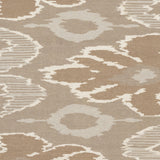 Surya Alameda AMD-1000 Taupe Hand Woven Area Rug by Beth Lacefield Sample Swatch