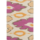 Surya Alameda AMD-1003 Hot Pink Area Rug by Beth Lacefield 2' x 3'