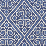 Surya Alameda AMD-1005 Cobalt Hand Woven Area Rug by Beth Lacefield Sample Swatch