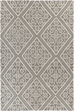 Surya Alameda AMD-1008 Light Gray Area Rug by Beth Lacefield 5' x 8'