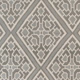 Surya Alameda AMD-1008 Light Gray Hand Woven Area Rug by Beth Lacefield Sample Swatch
