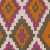 Surya Alameda AMD-1028 Burnt Orange Hand Woven Area Rug by Beth Lacefield Sample Swatch