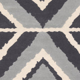 Surya Alameda AMD-1038 Navy Hand Woven Area Rug by Beth Lacefield Sample Swatch