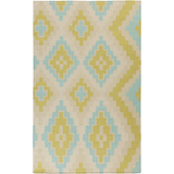 Surya Alameda AMD-1050 Lime Area Rug by Beth Lacefield 5' x 8'