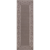 Surya Alameda AMD-1054 Taupe Area Rug by Beth Lacefield 2'6'' x 8' Runner