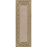 Surya Alameda AMD-1058 Taupe Area Rug by Beth Lacefield 2'6'' x 8' Runner