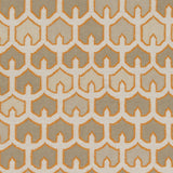 Surya Alameda AMD-1077 Burnt Orange Hand Woven Area Rug by Beth Lacefield Sample Swatch