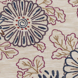 Surya Ameila AME-2229 Eggplant Hand Tufted Area Rug Sample Swatch