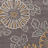 Surya Ameila AME-2230 Charcoal Hand Tufted Area Rug Sample Swatch