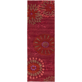 Surya Ameila AME-2231 Cherry Area Rug 2'6'' x 7'6'' Runner