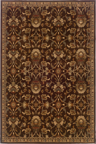 Oriental Weavers Amelia 2331K Brown/Beige Area Rug main image