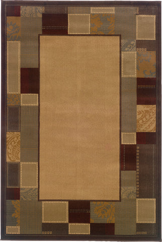 Oriental Weavers Amelia 6993Y Beige/Brown Area Rug main image