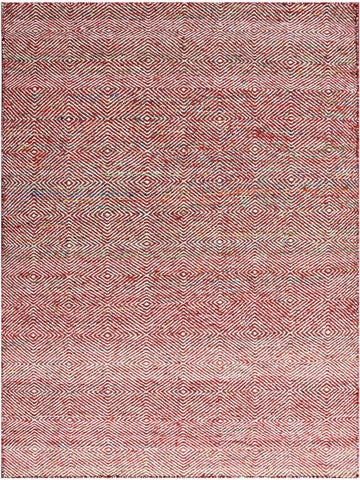 Amer Amber AMB-5 Red Area Rug main image