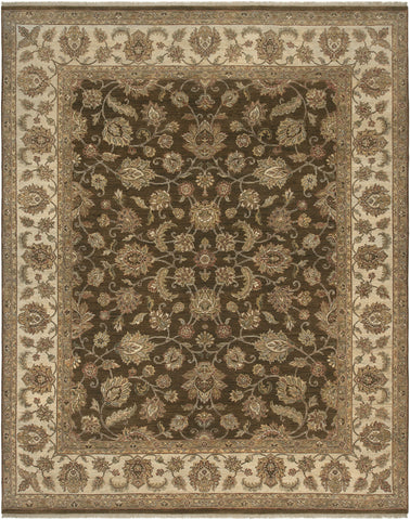 Amer Antiquity ANQ-1 Brown/Beige Area Rug main image