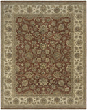 Amer Antiquity ANQ-3 Red/Beige Area Rug main image