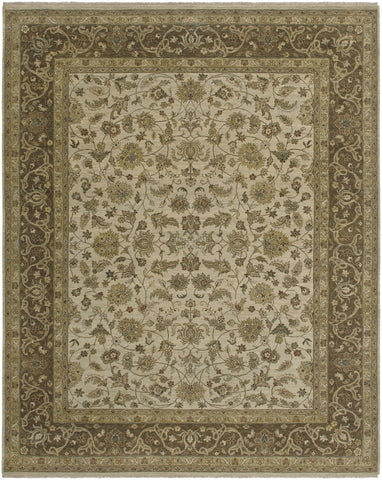 Amer Antiquity ANQ-4 Beige/Brown Area Rug main image
