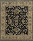 Amer Antiquity ANQ-6 Ebony/Gold Area Rug main image