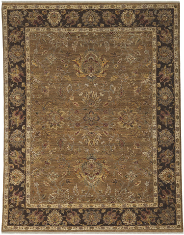 Amer Antiquity ANQ-7 Oak/Dark tan Area Rug main image