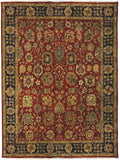 Amer Antiquity ANQ-9 Rust/Navy Area Rug main image