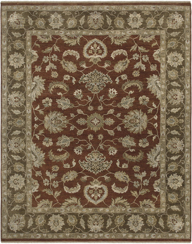 Amer Artisan ARS-8 Red/Brown Area Rug main image