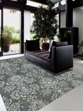 Amer Ascent ASC-289 Carbon Gray Area Rug Room Scene