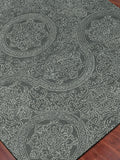 Amer Ascent ASC-32 Dove Gray Area Rug Detail Shot