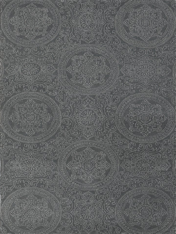 Amer Ascent ASC-34 Silver Blue Area Rug main image