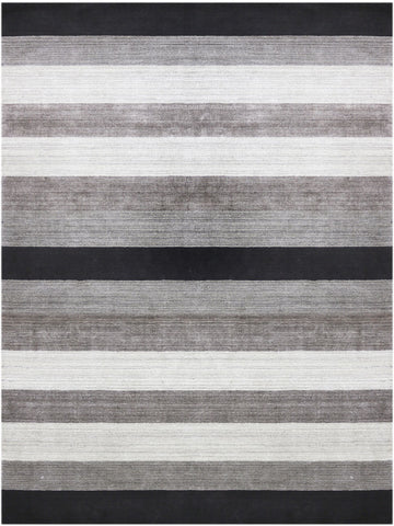 Amer Blend BLN-15 Charcoal Area Rug main image