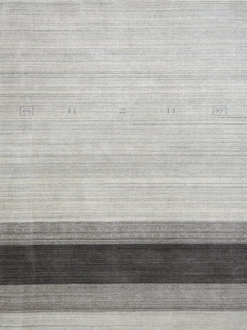 Amer Blend BLN-1 Light Gray Area Rug main image