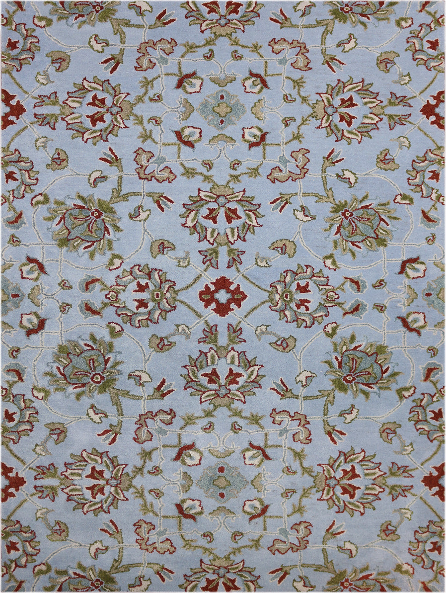 Amer Bloom BLO-18 Ivory Area Rug main image