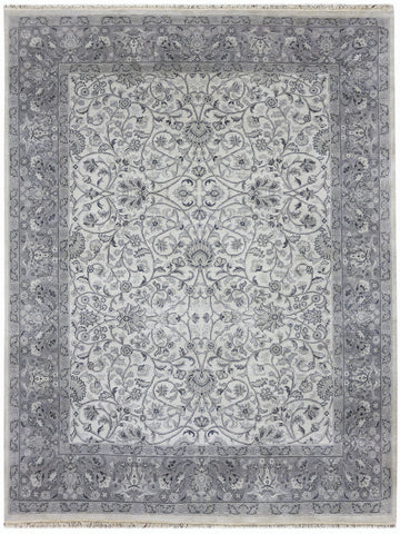 Amer Luxor CD-64 Ivory/Iron Area Rug main image