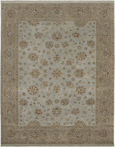 Amer Luxor CD-26 Mint/Mocha Area Rug main image