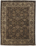 Amer Luxor CD-59 Chocolate/Cream Area Rug main image