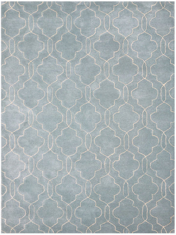 Amer City CIT-18 Aqua Gray Area Rug main image