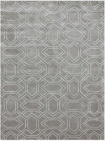 Amer City CIT-29 Cement Gray Area Rug main image