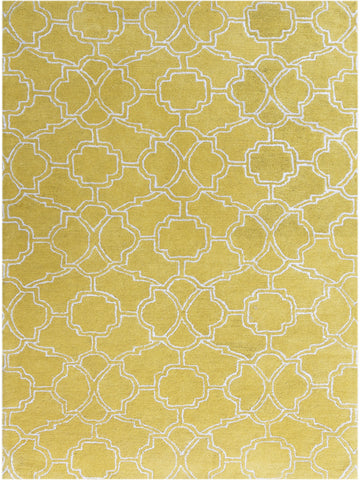 Amer City CIT-4 Yellow Area Rug main image