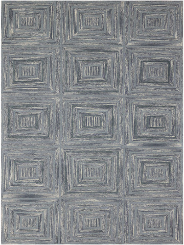 Amer Dwell DWE-1 Steel Blue Area Rug main image