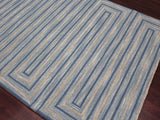 Amer Dwell DWE-3 Light Blue Area Rug Detail Shot