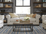 Amer Dwell DWE-3 Light Blue Area Rug Room Scene