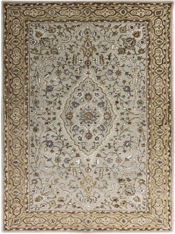 Amer Eternity ETR-12 Ivory/Gold Area Rug main image