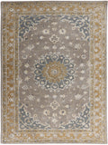 Amer Eternity ETR-1 Gray/Gold Area Rug main image
