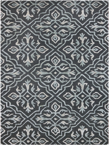 Amer Glow GLO-34 Wood Smoke Area Rug main image