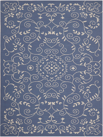 Amer Helena HEL-8 Denim Blue Area Rug main image