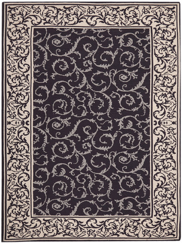 Amer Helena HEL-9 Dark Chocolate Area Rug main image
