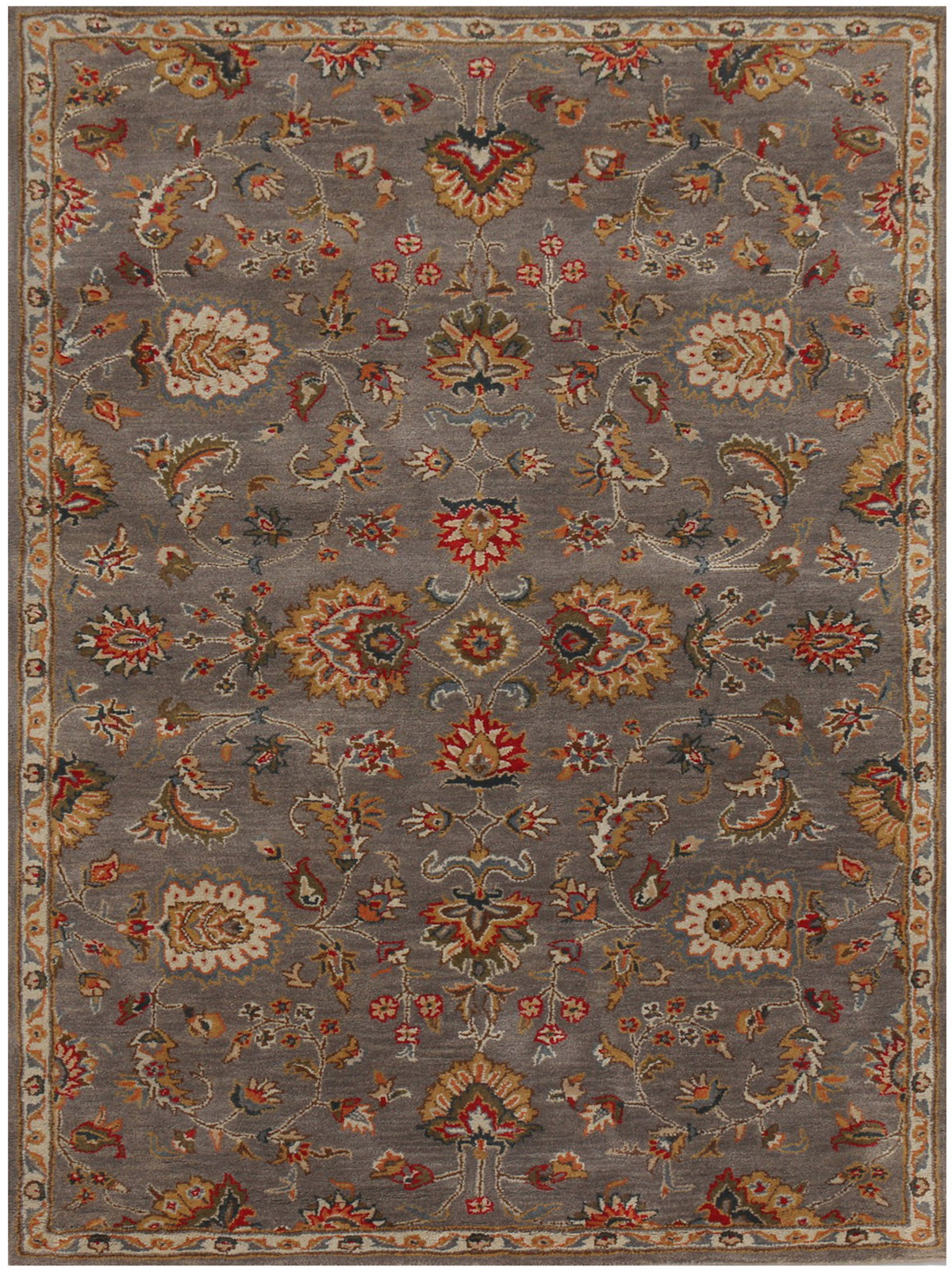 Amer Liberty LIB-2 Dark Gray Area Rug main image