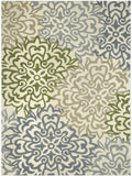 Amer Piazza PAZ-23 Cream Area Rug main image