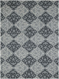 Amer Piazza PAZ-24 Silver Area Rug main image
