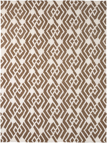 Amer Piazza PAZ-47 Mocha Brown Area Rug main image