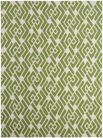 Amer Piazza PAZ-48 Olive Green Area Rug main image